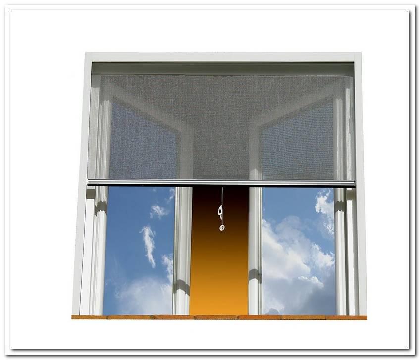 Fliegengitter Alu Bodentiefe Fenster