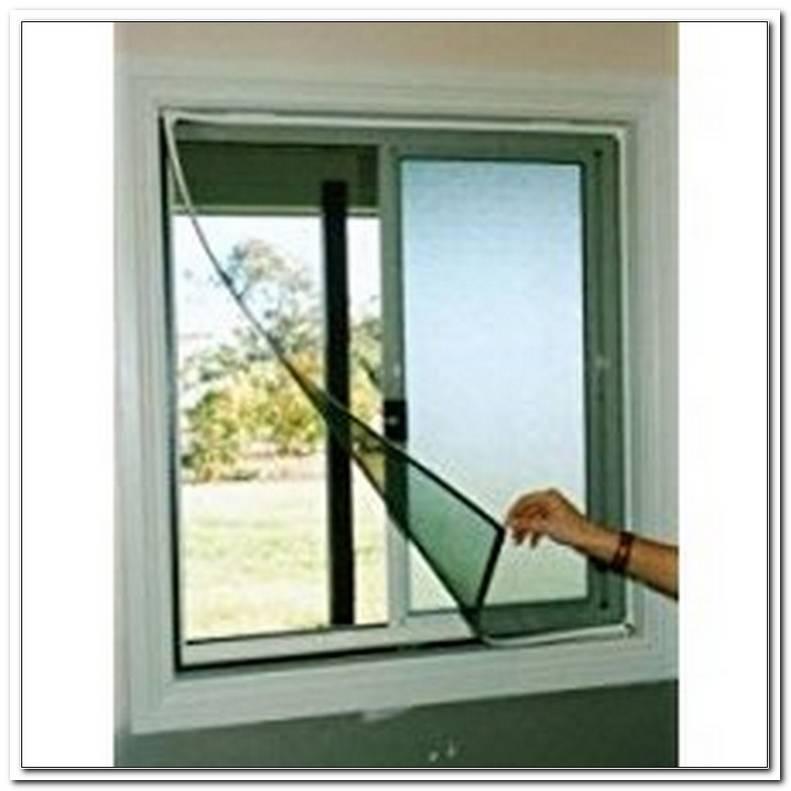 Fliegengitter Fenster 90x130
