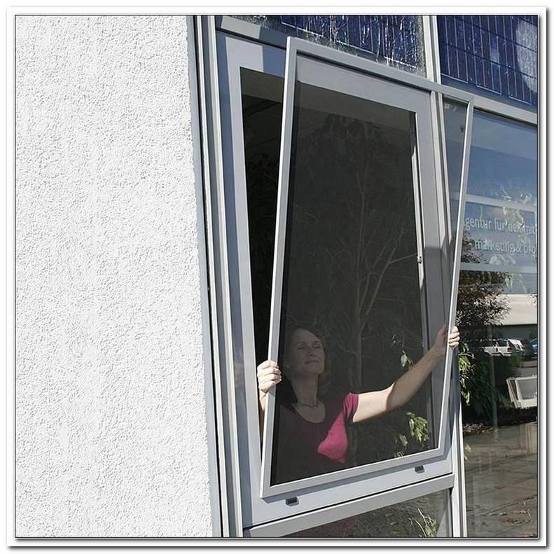 Fliegengitter Fenster Auf Ma?