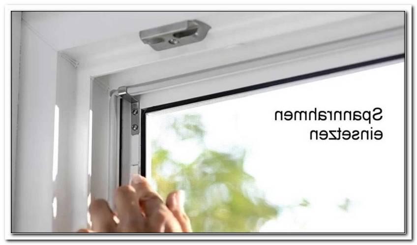 Fliegengitter Fenster Spannrahmen