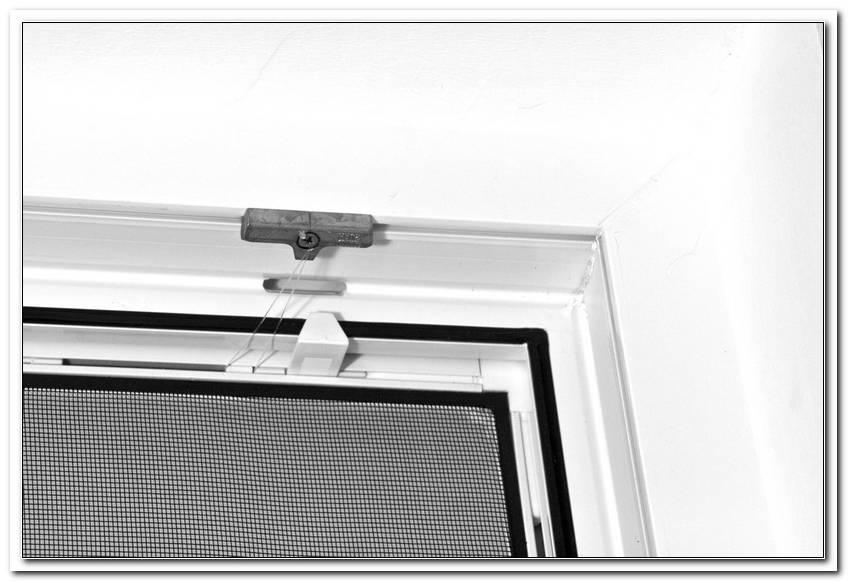 Fliegengitter Mit Rahmen F?R Kleine Fenster