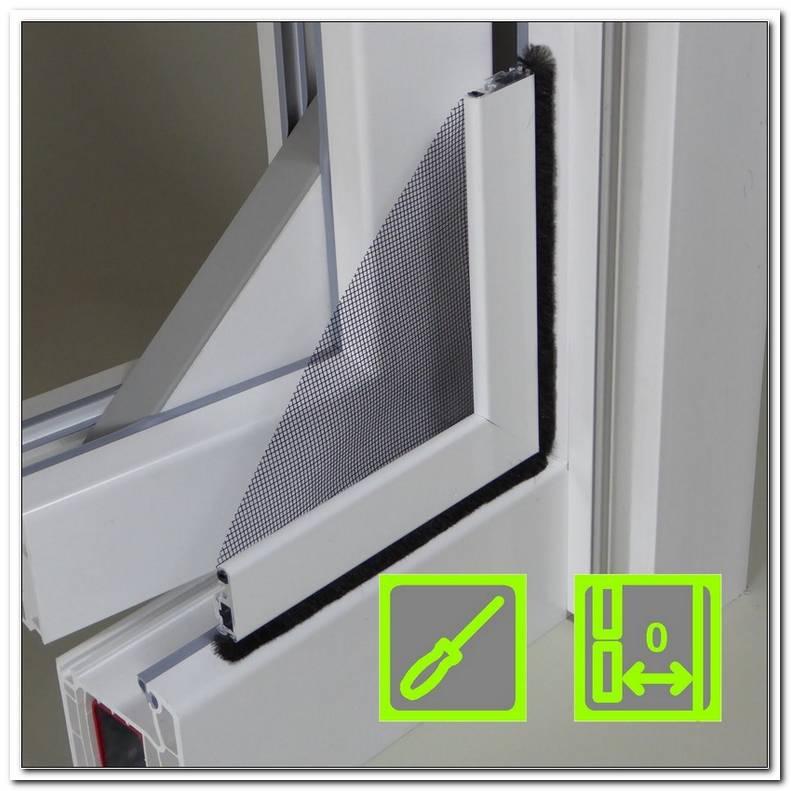 Fliegengitter Spannrahmen Fenster