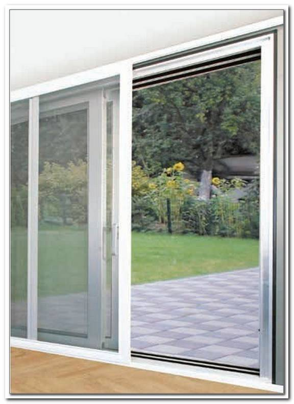 Fliegengitter Terrasse Fenster