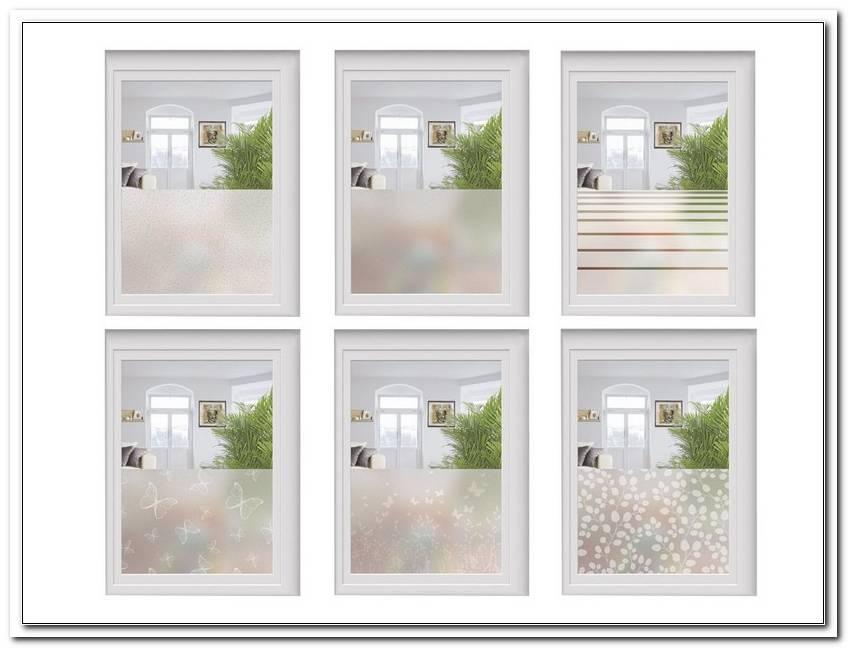 Folie Fenster Anbringen
