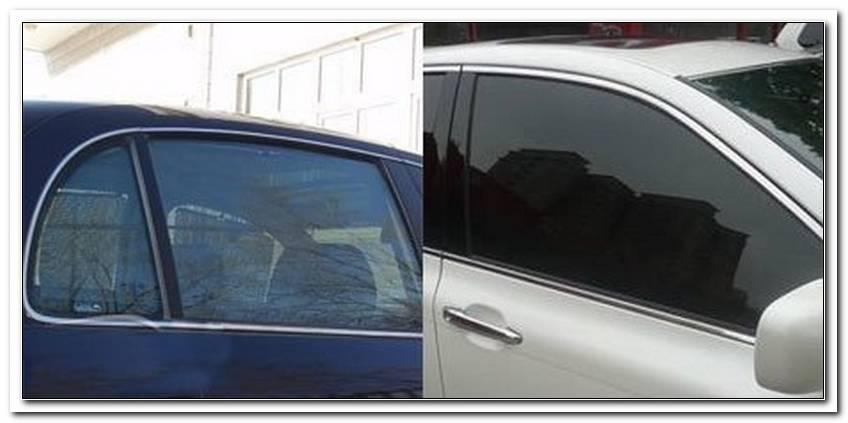 Folie Fenster Auto