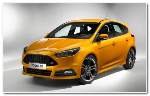 Ford Focus St 2015 HD Wallpaper