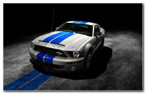 Ford Mustang Gt500 2013 HD Wallpaper