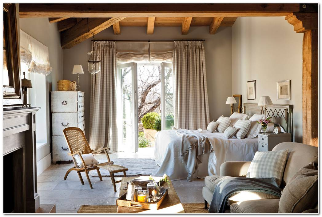 Fotos De Dormitorios Rusticos