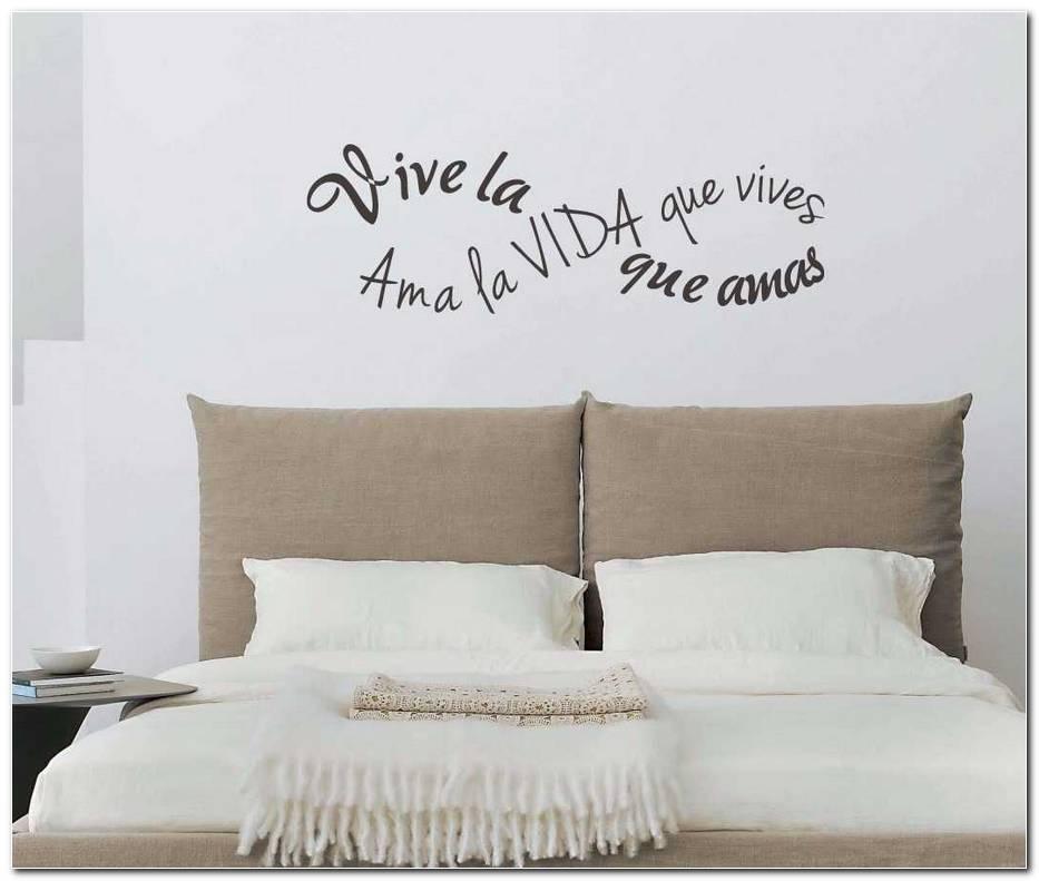 Frases En Vinilo Para Dormitorio