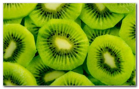 Fresh Kiwi HD Wallpaper