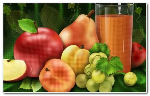 Fruit Art HD Wallpaper