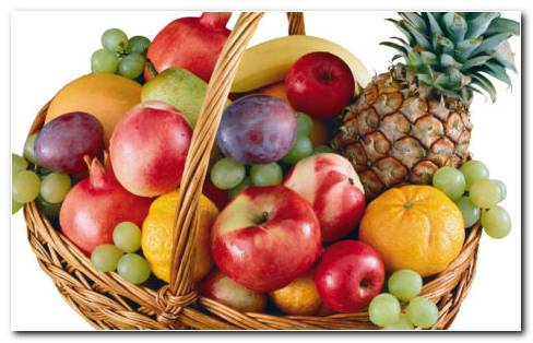 Fruit Basket Ideas HD Wallpaper