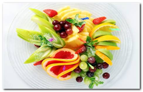 Fruits In Style HD Wallpaper