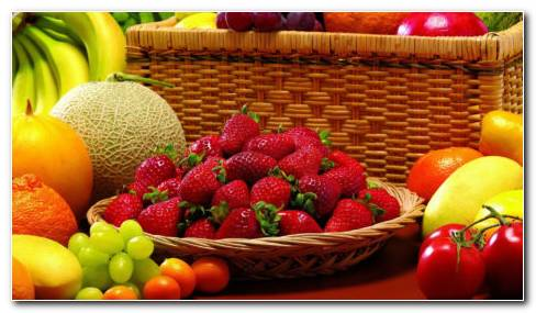 Fruits Variety HD Wallpaper
