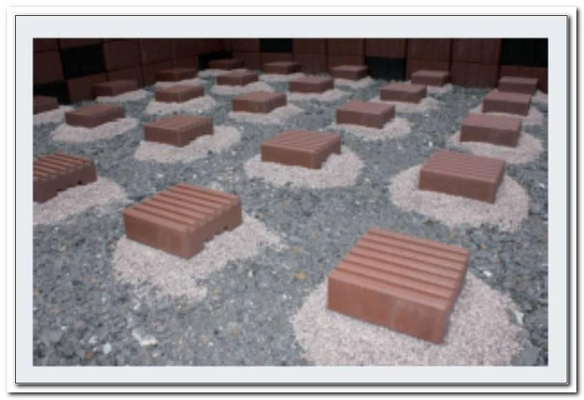 Fundamentsteine Terrasse Preis