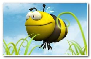 Funny 3D Animals Wallpapers 01