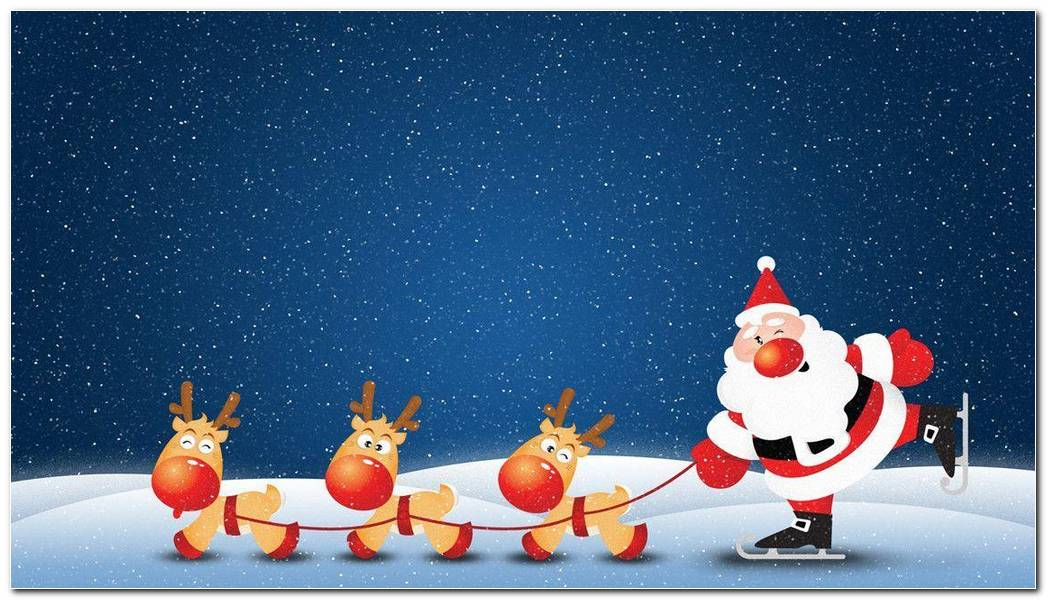 Funny Christmas Backgrounds