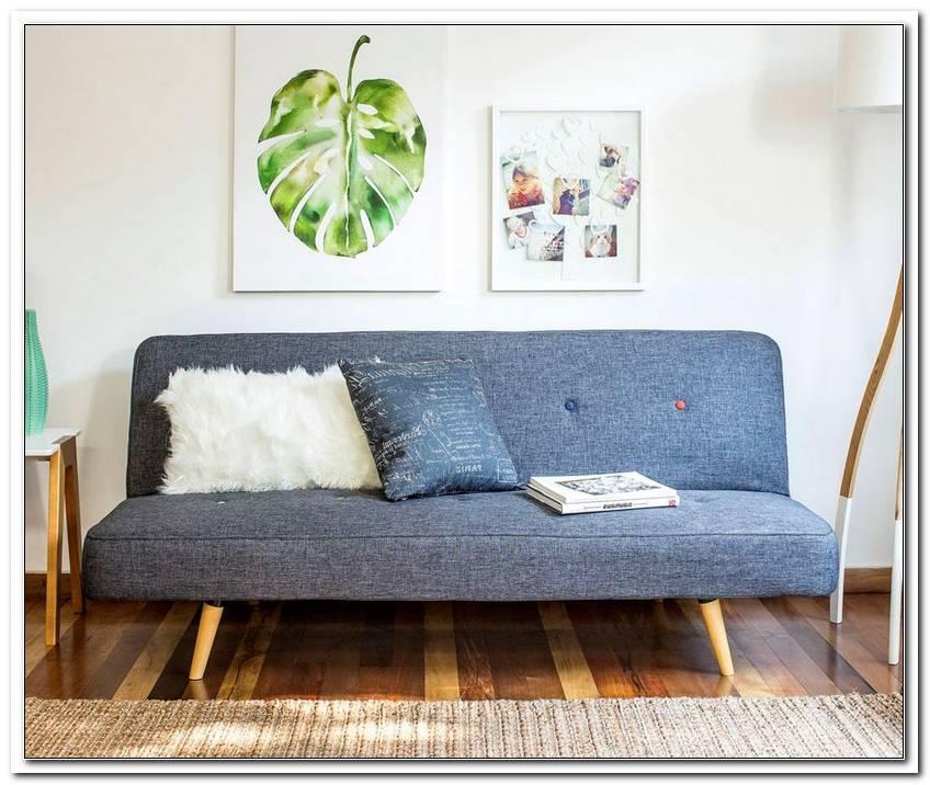 Futon O Sofa Cama
