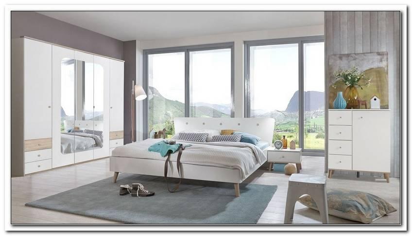 G?Nstige Schlafzimmer Komplett Mit Lattenrost Und Matratze