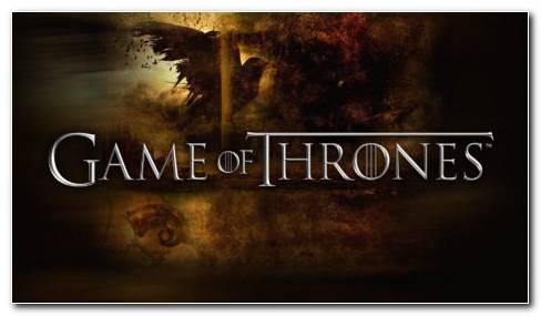Game Of Thrones Logo HD Wallpaper