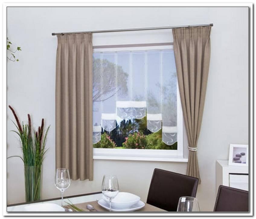 Gardinen FR Kleine Fenster