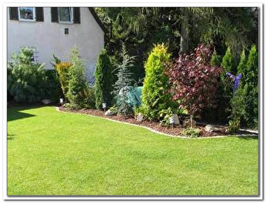 Garten Begrenzungsmauern