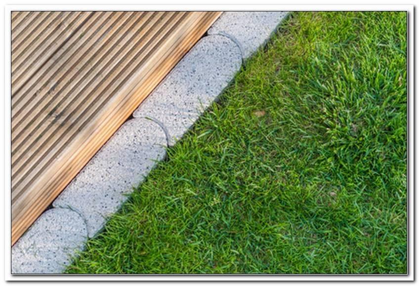 Garten Begrenzungssteine Verlegen