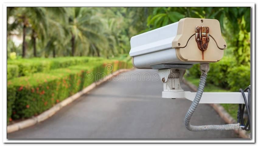 Garten ?Berwachungskamera