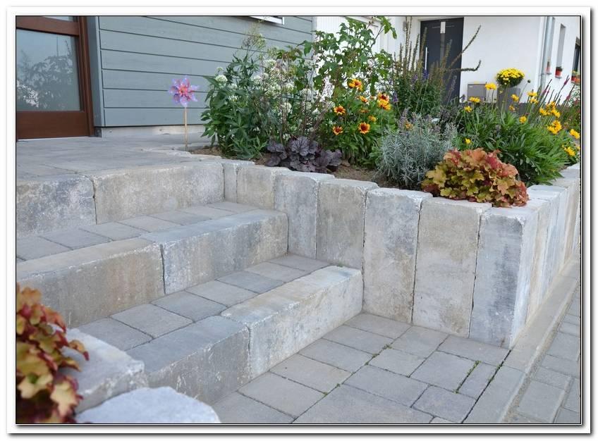 Garten Mauern Steine
