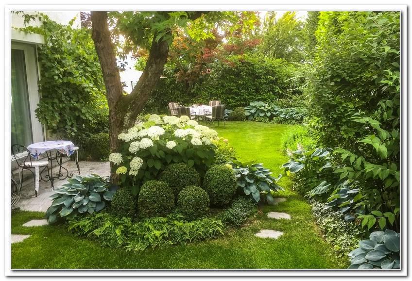 Gartengestaltung Englisch