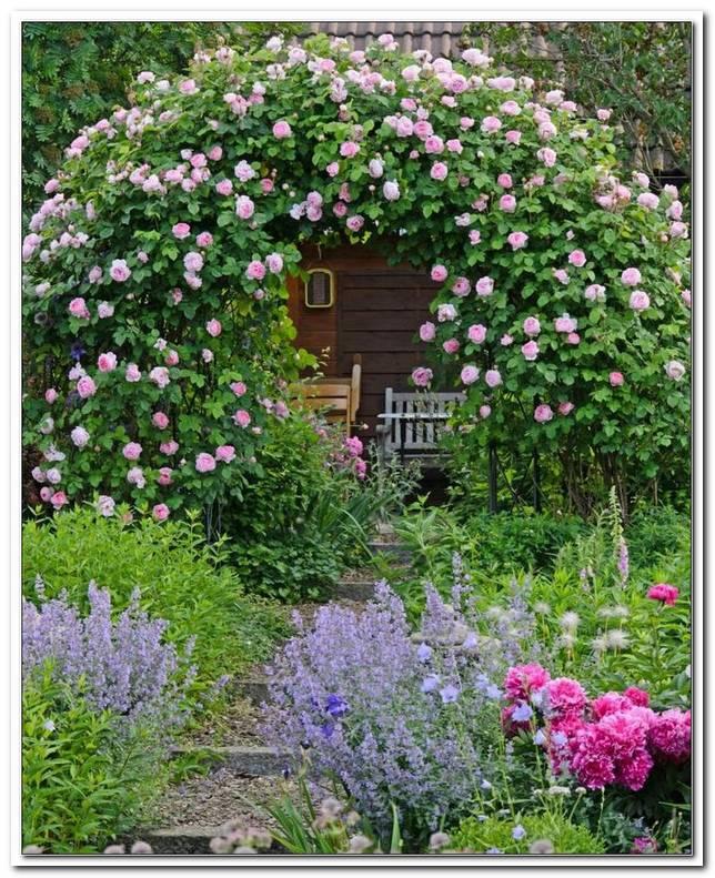Gartengestaltung Englischer Garten