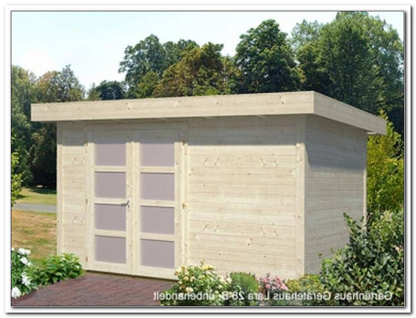 Gartenhaus 3 50x2 00