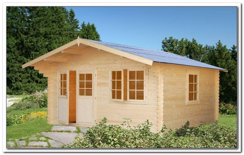 Gartenhaus 3 X 4