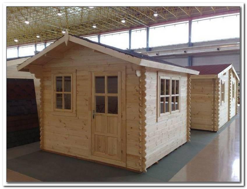 Gartenhaus 3x3m