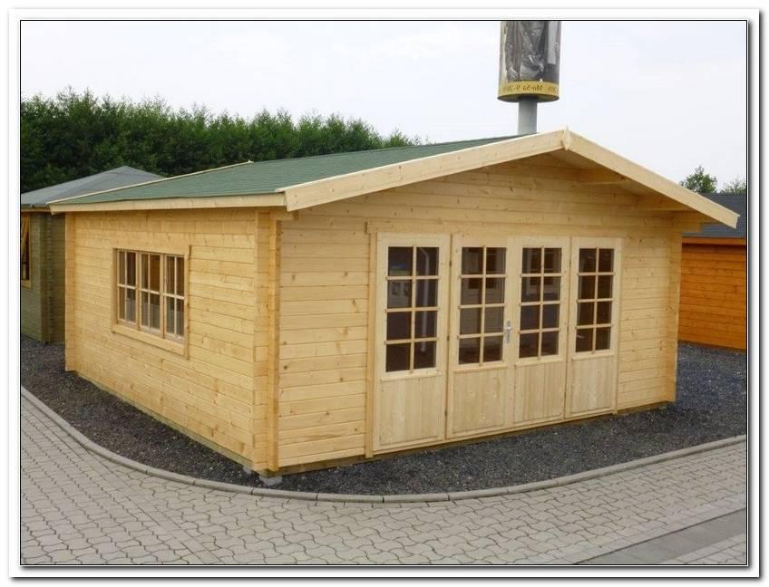 Gartenhaus 4 X 5 Meter