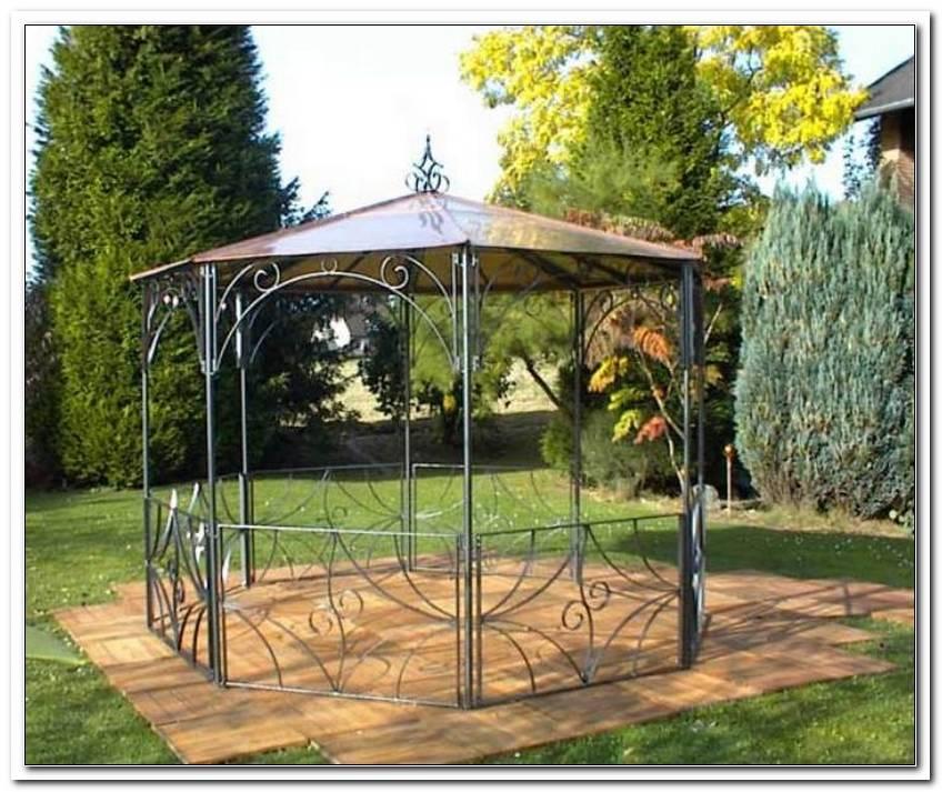 Gartenpavillon Metall Schweiz