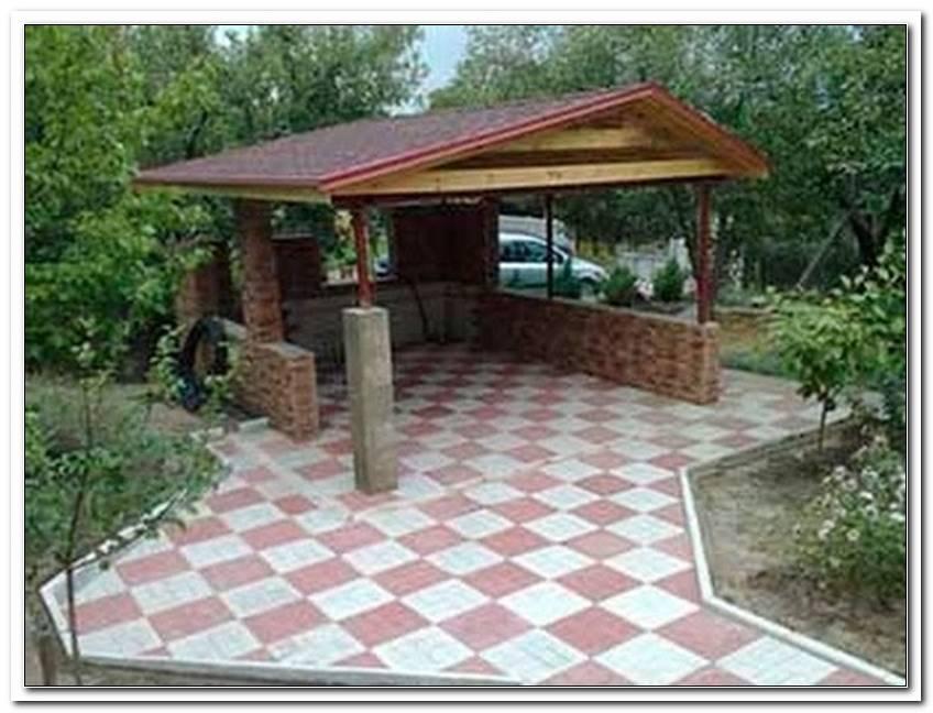 Gartenpavillon Selber Bauen   Copy