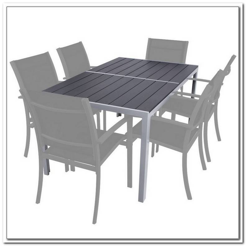 Gartentisch 6 Personen