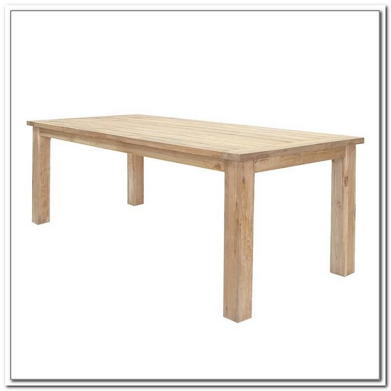 Gartentisch Holz