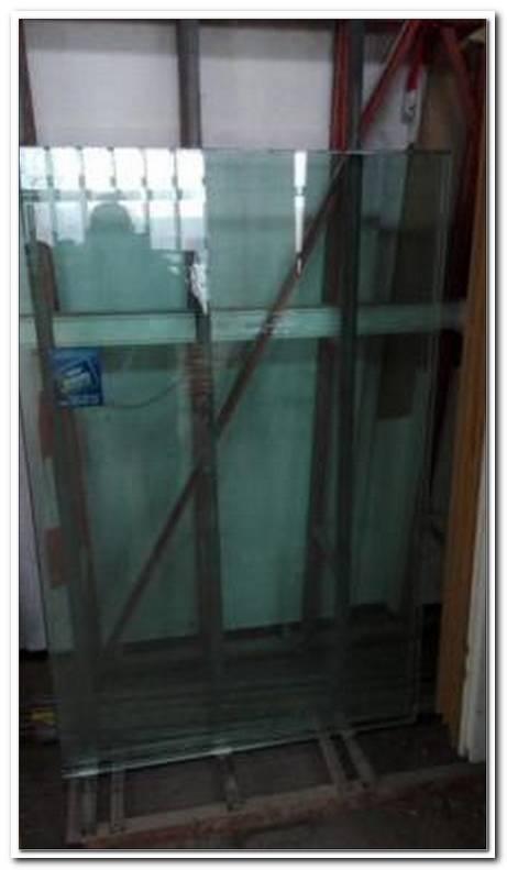 Gebrauchte Fenster Glasscheiben