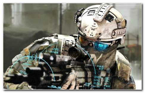 Ghost Recon Future Soldier HD Wallpaper