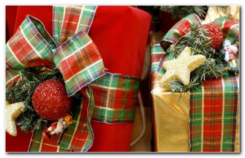 Gifts Packaging HD Wallpaper