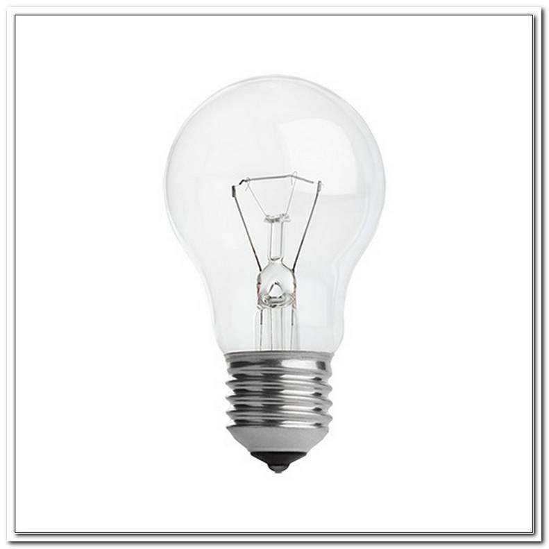 Gl?Hbirne Mit Zu Viel Watt In Lampe