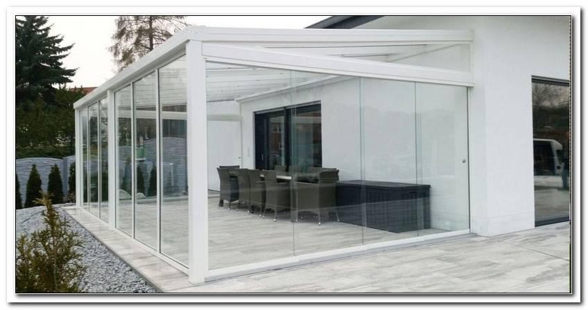 Glasschiebewand Terrasse Preise