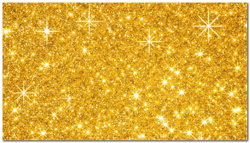 Glitter Abstract Gold Wallpaper Background