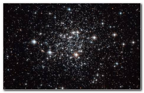 Globular Cluster HD Wallpaper
