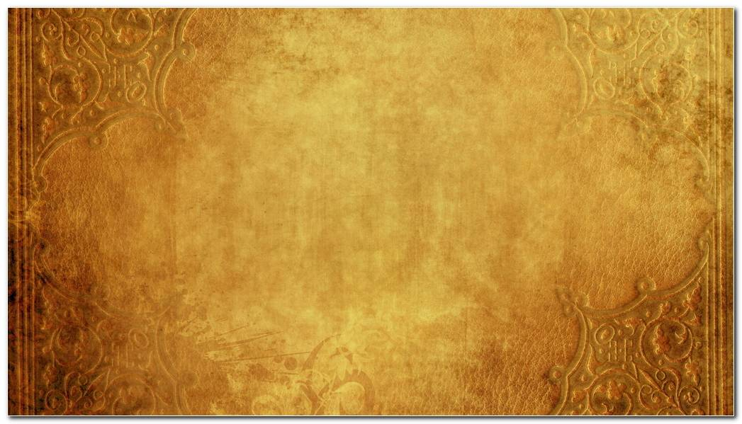 Gold Color Background Wallpaper