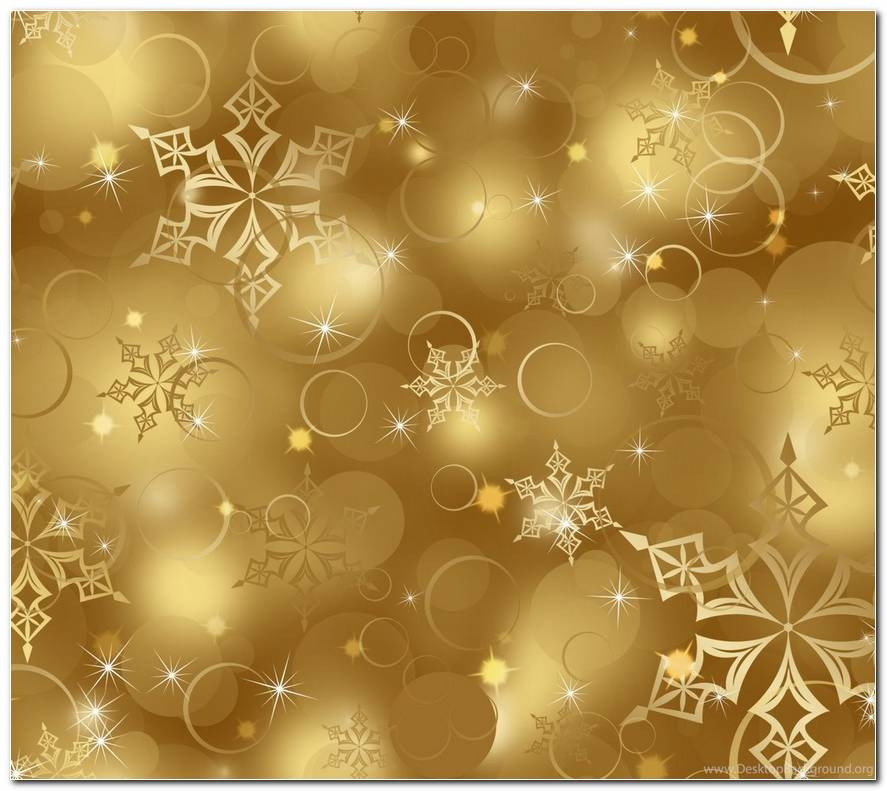 Gold Star Light Background Wallpaper