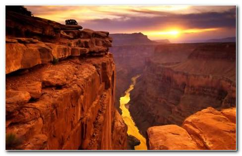 Grand Canyon HD Wallpaper