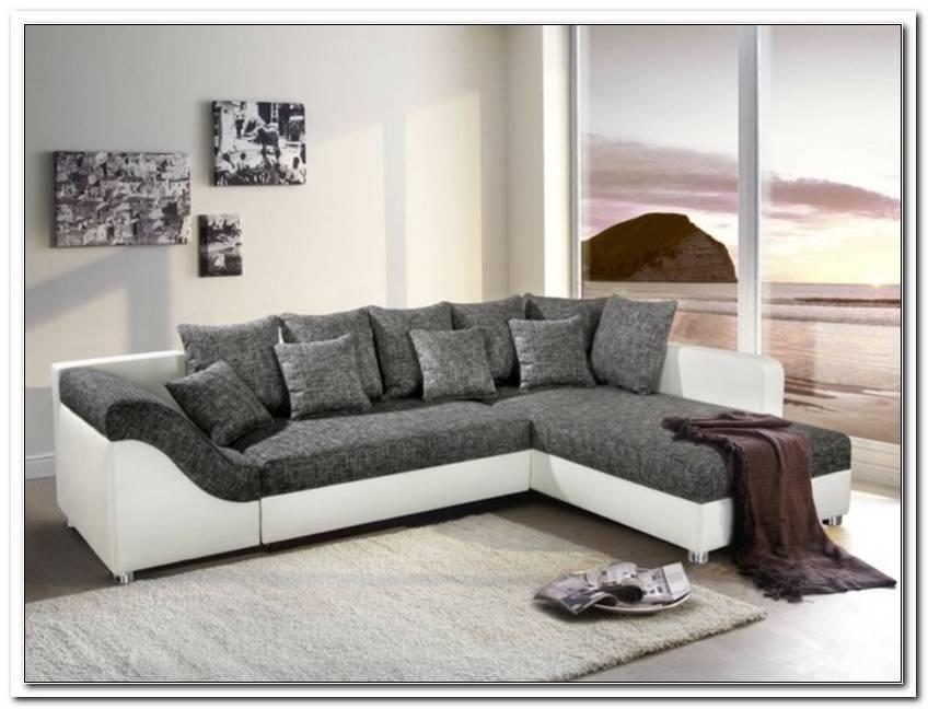 Grau Wei?Es Sofa Welche Wandfarbe